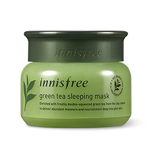 Innisfree - Greentea Sleeping Mask
