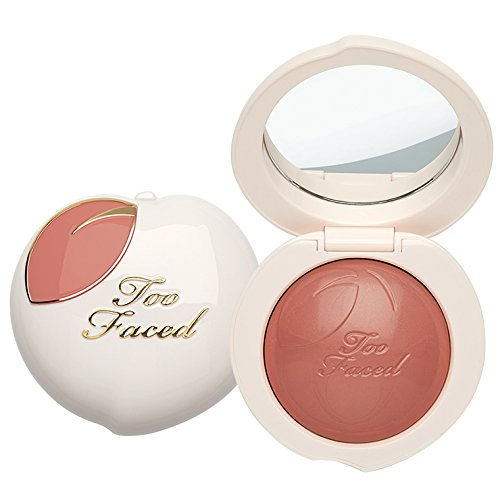 Too Faced - Peach My Cheeks Melting Powder Blush