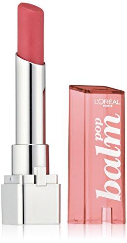 L'Oreal Paris - L'Oréal Paris Colour Riche Balm Pop, 430 Fiery Red, 0.1 fl. oz.