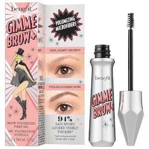 Benefit Cosmetics Gimme Brow+ Volumizing Fiber Gel Gimme Brow+