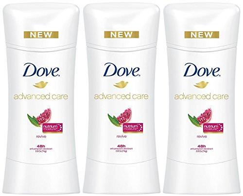 Dove - Advanced Care Anti-Perspirant Deodorant, Revive
