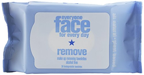 Everyone - Everyone Face Skin Care, Remove Facial Wipes, 30 Count