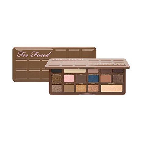 Too Faced Semi Sweet Chocolate Bar Eye Shadow Palette ... - Too Faced Semi Sweet Chocolate Bar Eye Shadow Palette