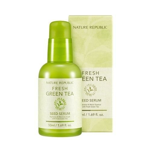 Nature Republic - Nature Republic Fresh Green Tea Seed Serum 50ml
