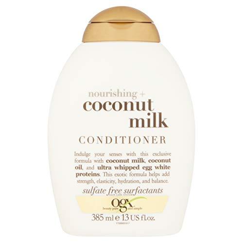 OGX - OGX Conditioner, Nourishing Coconut Milk, 13oz