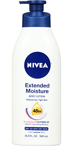 Nivea - NIVEA Extended Moisture Body Lotion 16.9 Fluid Ounce