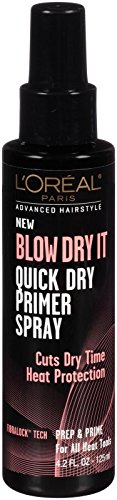L'Oreal Blow Dry It Quick Dry Primer Spray