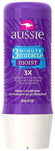 Aussie - Aussie Moist 3 Minute Miracle Moist Deeeeep Liquid Conditioner - 8 oz.