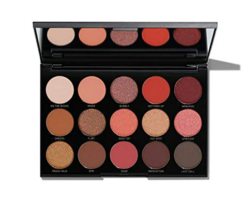 Morphe cosmetics - 15H Happy Hour Eyeshadow Palette
