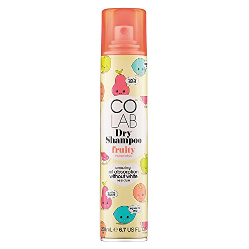 Co-Lab - Colab Sheer & Invisible Dry Shampoo New York 6.76 Ounce Fruity (200ml)