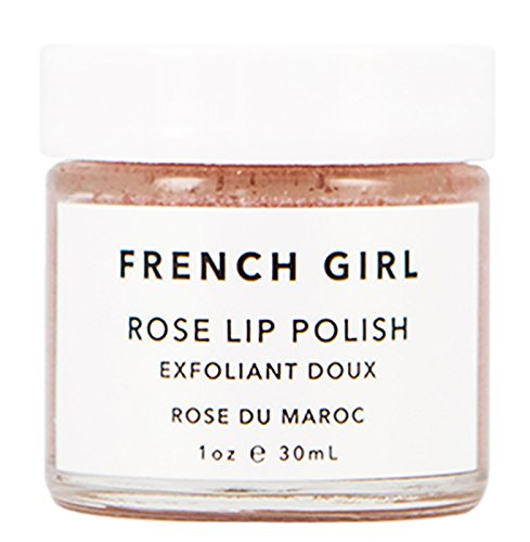 French Girl Organics - French Girl Organics - Organic/Vegan Rose Lip Polish (1 oz / 30 ml)