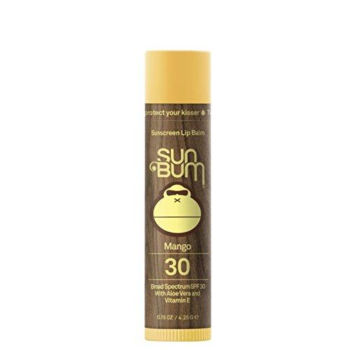 Sun Bum - Mango Sunscreen Lip Balm, SPF 30