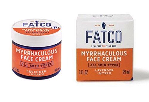 FATCO - Myrrhaculous Face Cream