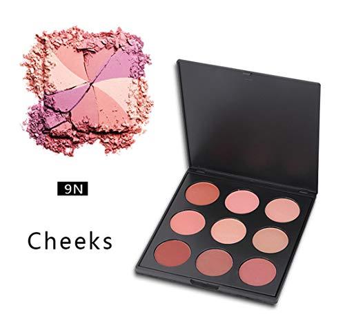 Z-perhades - 9 Color Blush Palette
