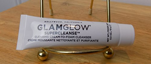 Glamglow - GlamGlow Supercleanse Clearing Cream to Foam Cleanser .5 oz