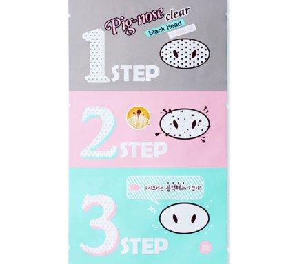 HOLIKA HOLIKA - Holika Holika Pig Nose Clear Black Head 3-Step Kit X10pcs