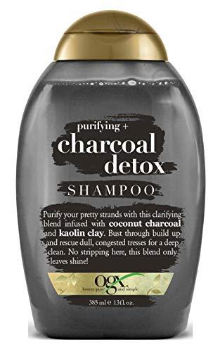 OGX - Shampoo Charcoal Detox