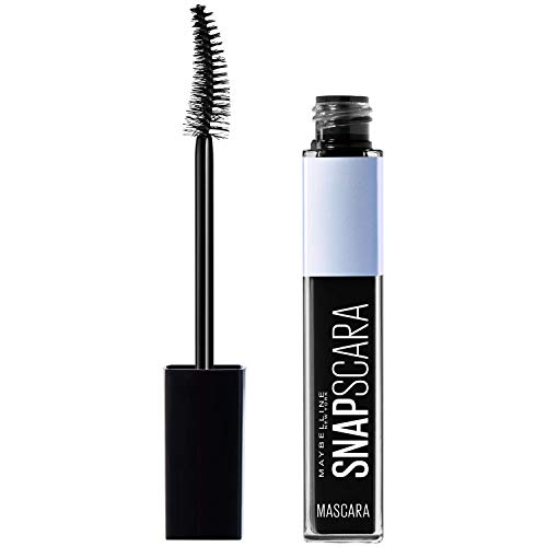 Maybelline Snapscara Washable Mascara, Pitch Black