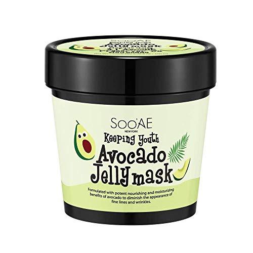 SooAE - Keeping Youth Avocado Jelly Mask