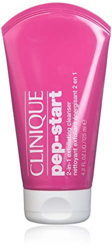 Clinique - Pep-Start 2-in-1 Exfoliating Cleanser