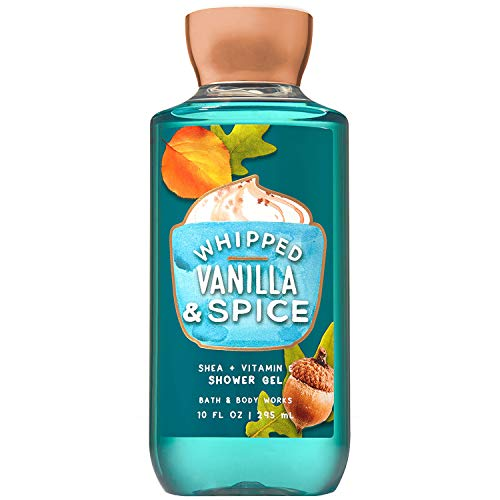 Bath & Body Works - Whipped Vanilla and Spice Shower Gel