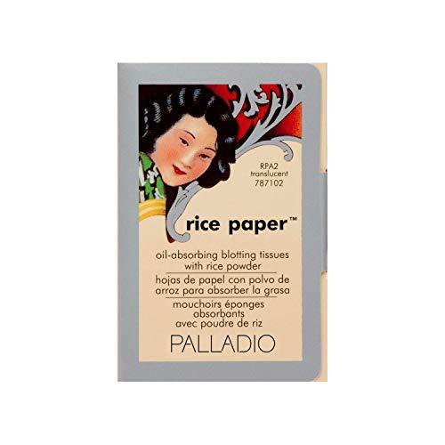 Palladio - Rice Paper Blotting Tissues Translucent