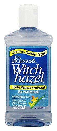 Dickinson's - Dickinson's Witch Hazel All Natural Astringent 8 oz (Pack of 6)