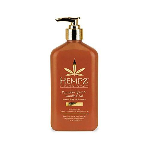 Hempz - Hempz Pumpkin Spice & Vanilla Chai Herbal Body Moisturizer 17 oz.