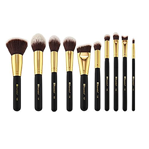 BH Cosmetics - BH Cosmetics Sculpt and Blend 2 Brush Set, 10 Count
