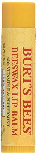 Burt's Bees - Burt's Bees Beeswax Lip Balm with Vitamin E & Peppermint