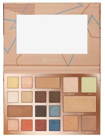 BH Cosmetics - BH Cosmetics Eyeshadow Highlighter Palette, Desert Oasis