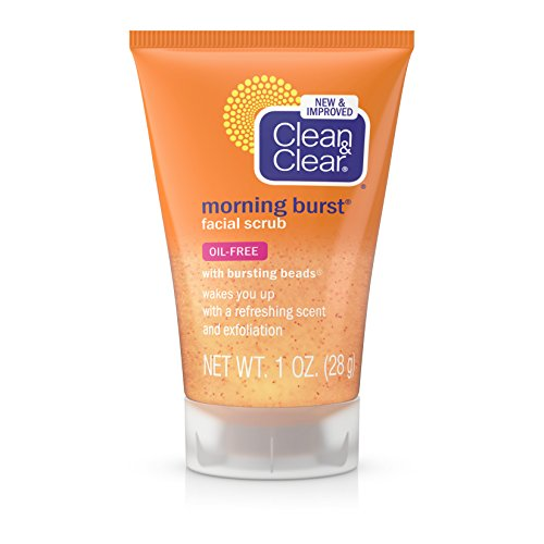 Clean & Clear - Clean & Clear Morning Burst Facial Cleanser For Daily Skincare Routines, 1 Fl. Oz. (Pack of 24)