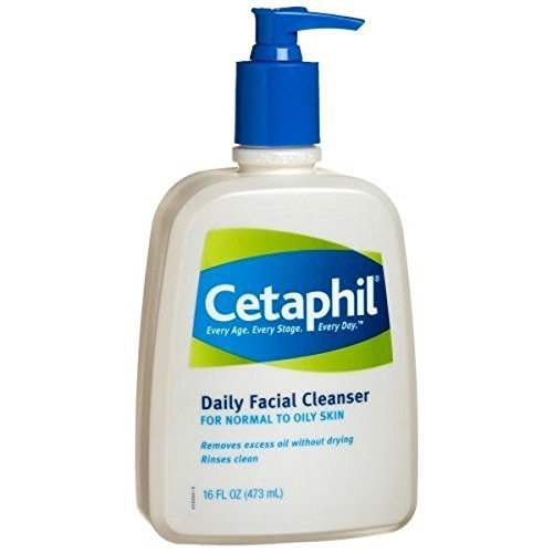 Cetaphil - Daily Facial Cleanser Normal to Oily Skin