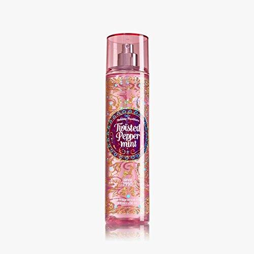 bath and body works - Bath & Body Works Twisted Peppermint Fragrance Mist 8 Oz