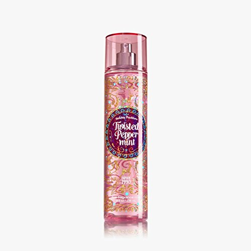 bath and body works - Bath & Body Works Twisted Peppermint Fragrance Mist 8 Oz