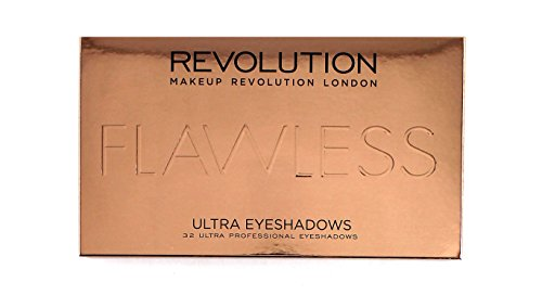Makeup Revolution - Flawless Ultra 32 Shade Eyeshadow Palette