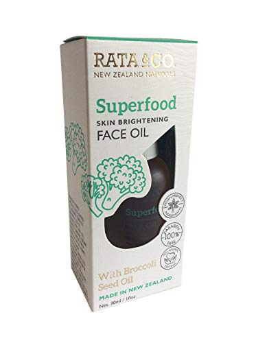 Rata & Co - Superfood Skin Brightening Face Oil with Broccoli Seed