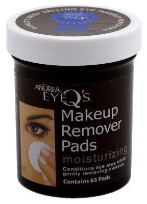 Andrea - Andrea Eye Q'S 65 Count Regular Brown (2 Pack)