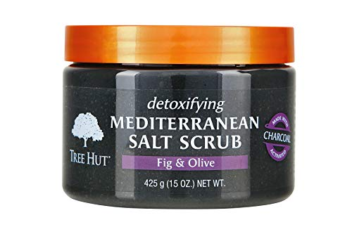 Tree Hut - Detoxifying Mediterranean Salt Scrub Fig & Olive