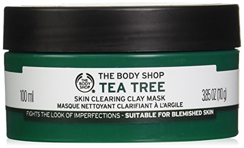 The Body Shop - Tea Tree Skin Clearing Clay Face Mask