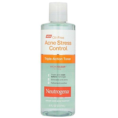 Neutrogena - Oil-Free Acne Stress Control Triple-Action Toner