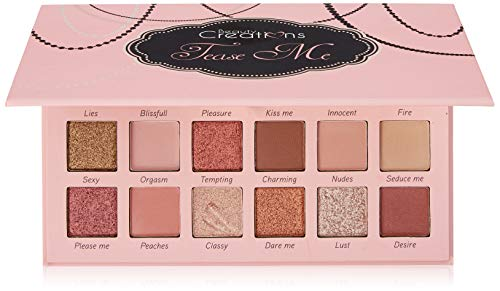 "Beauty Creations - Beauty Creations ""Tease Me"" Eyeshadow Palette"