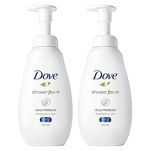 Dove - Shower Foam - Foaming Body Wash