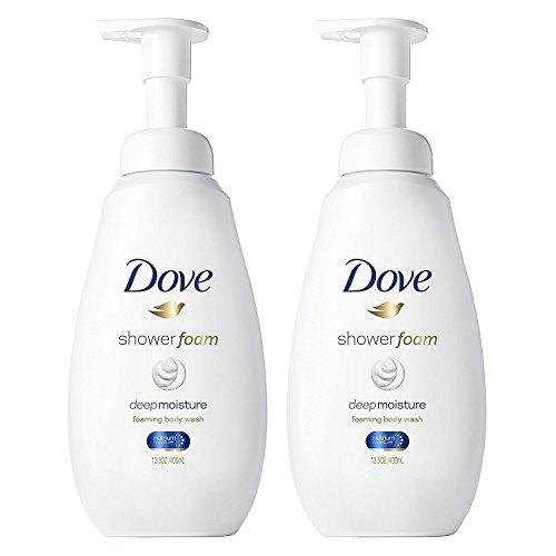 Dove - Shower Foam - Foaming Body Wash