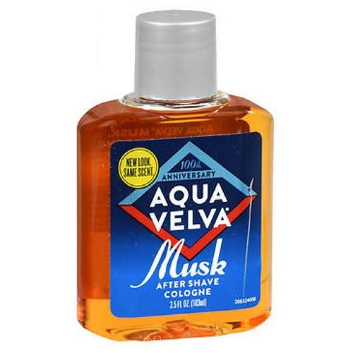 Aqua Velva - Aqua Velva Musk After Shave Cologne 3.50 oz (Pack of 2)
