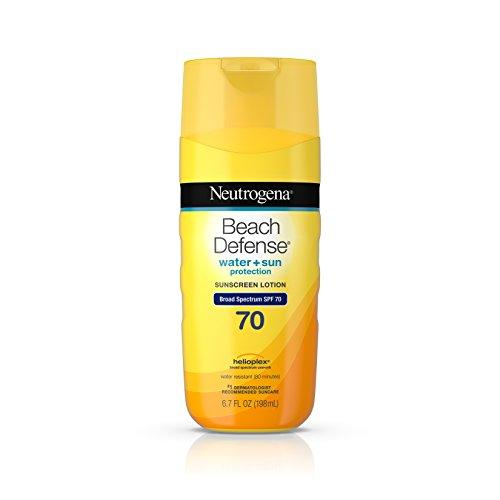Neutrogena - Neutrogena Beach Defense Sunscreen Body Lotion Broad Spectrum Spf 70, 6.7 Oz.
