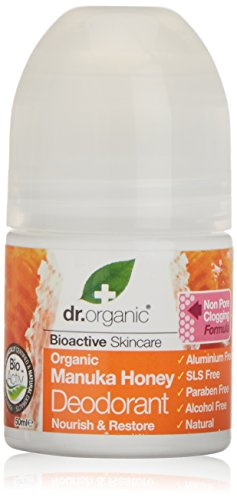Dr Organic - Dr Organic Manuka Honey Deodorant