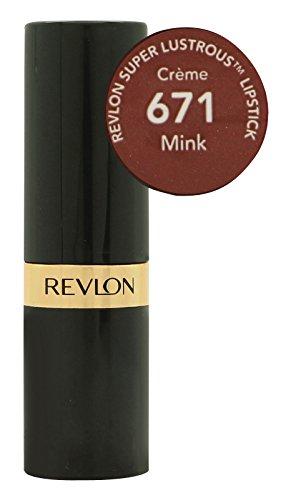Revlon - Revlon Super Lustrous Lipstick - Mink - 0.15 oz