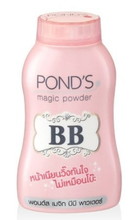 Pond's - New Pond's Magic Powder BB Pink Double Uv Protection 50g