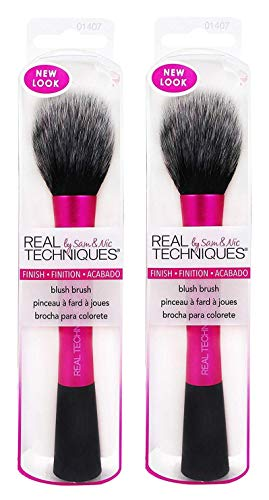 Real Techniques - Real Techniques Finish Blush Brush (Pack of 2)